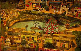 1 Virasat-e-Khalsa multimedia museum in Anandpur Sahib