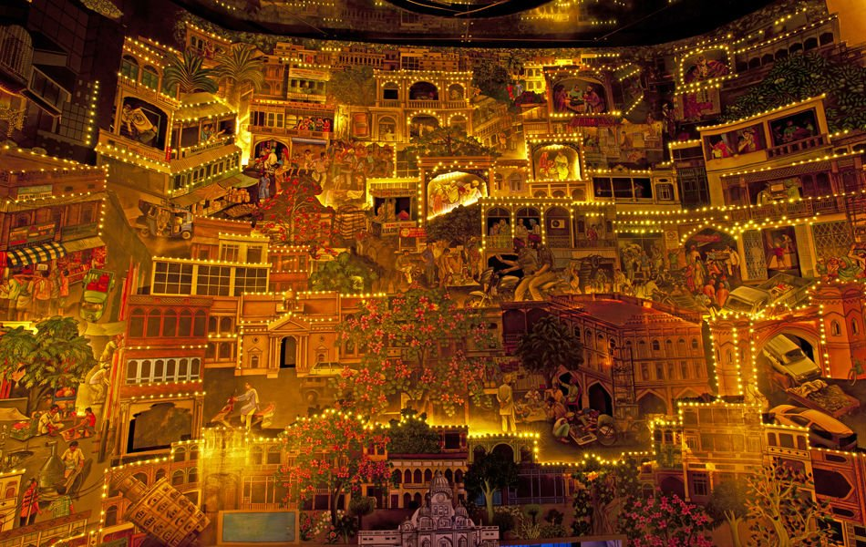 4 Virasat-e-Khalsa multimedia museum in Anandpur Sahib