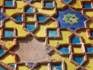 Detail - Haji Jamal Tomb
