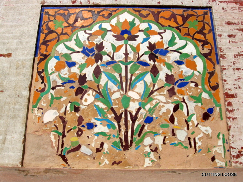 Detail - Mohd Momin Tomb, Nakodar