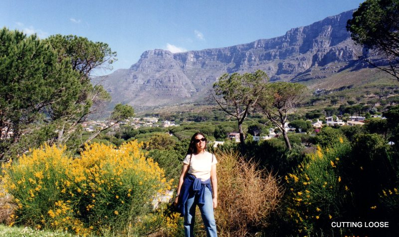 Cape Town - At the base of Table Mountain
