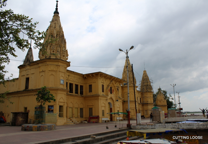 Guptar Ghat, Faizabad