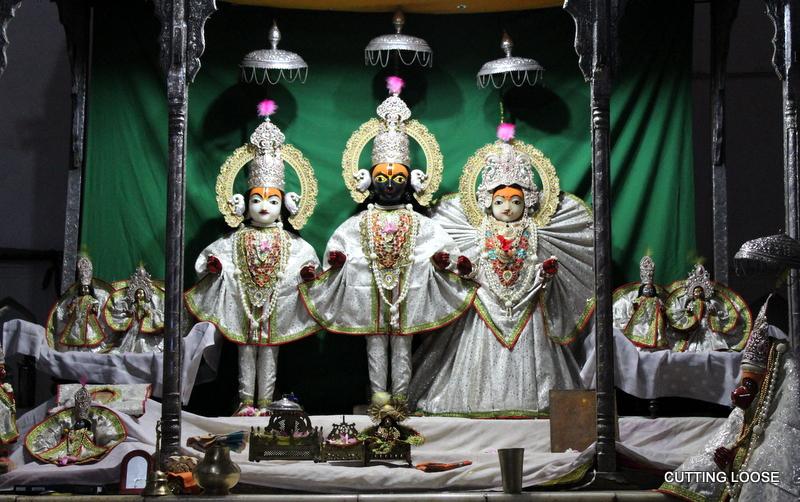 Rama, Sita, Laksman - enduring motifs